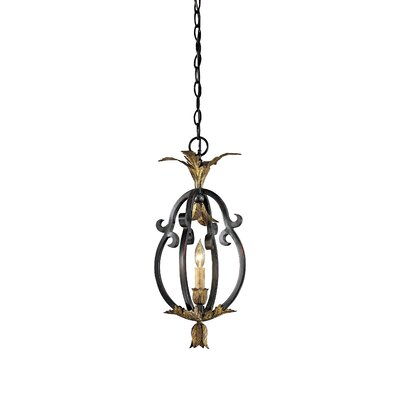 Montparnasse 1 Light Foyer Pendant