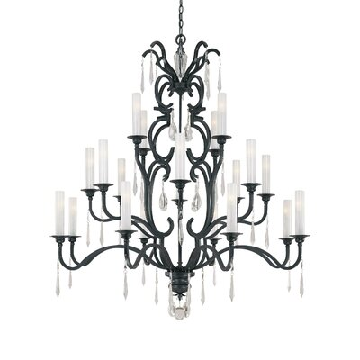 Castellina 20 Light Chandelier