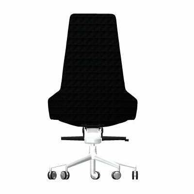 Aston Direction High-Back Leather Executive Office Chair