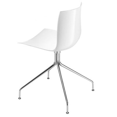 Arper Catifa 46 Side Chair with Single-Tone Seat