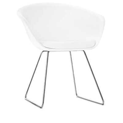 Duna Chair with Sled Base