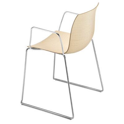 Catifa 46 Sled Arm Chair