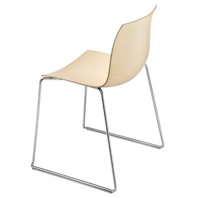 Arper Catifa 46 Armless Stacking Chair