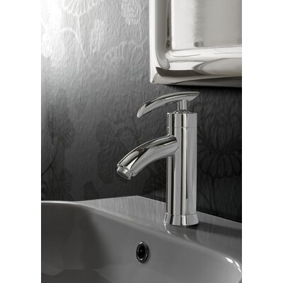 Tranquility Single Hole Bathroom Faucet with Single Handle - G-2601-LM24M