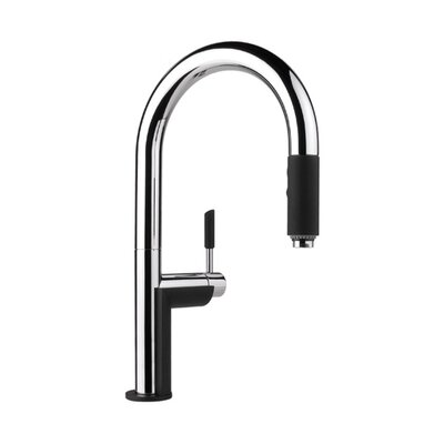 Oscar Single Handle Single Hole Kitchen Faucet