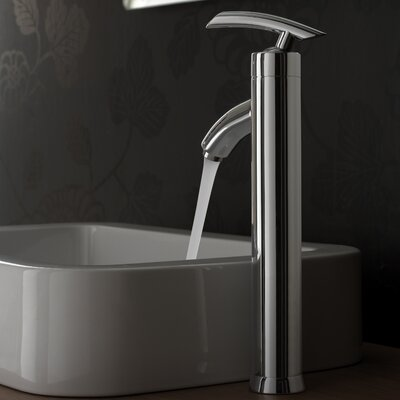 Graff Tranquility Single Hole Bathroom Faucet with Single Handle