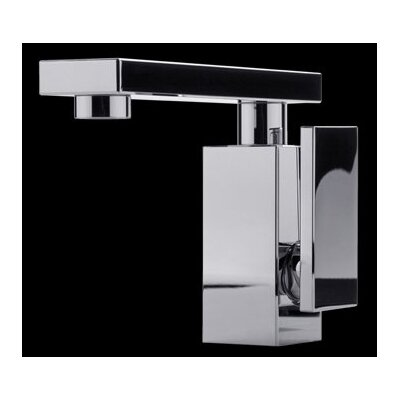 Solar Single Hole Bathroom Faucet with Single Handle - G-3701-LM31M