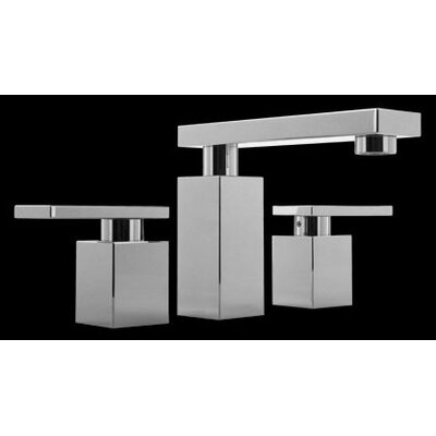 Solar Widespread Bathroom Faucet with Double Lever Handles - G-3710-LM31L