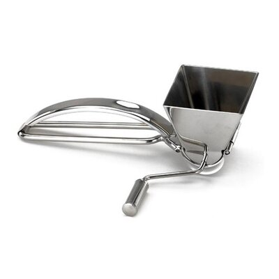 Paderno World Cuisine Herb Mill in Stainless Steel