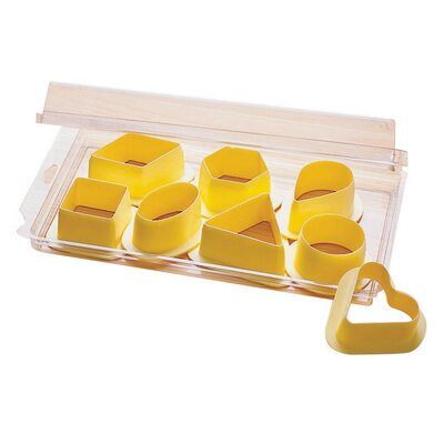 Paderno World Cuisine Pastry Cutters (Set of 9)