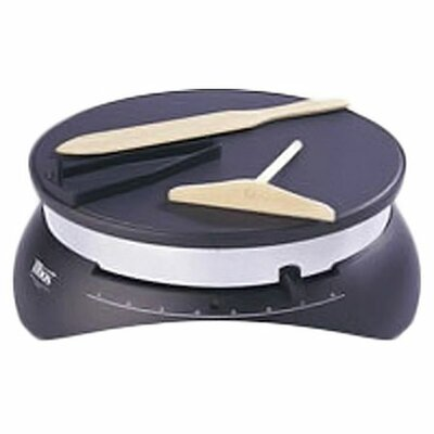 Paderno World Cuisine 110 Volt Electric Crepe Maker