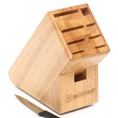 Wusthof 9-Slot Knife Block