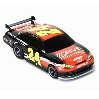 Life-Like 24 Nascar Fast Tracker Slot Cars AARP