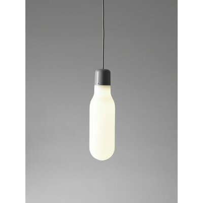 Design House Stockholm Form 1 Light Tube Pendant by Form Us With Love