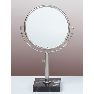 Bissonnet Kosmetic Astoria Mirror in Polished Chrome
