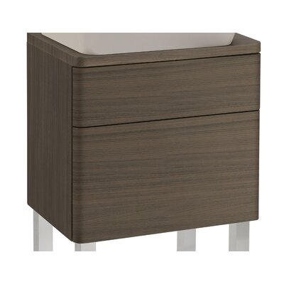 "Bissonnet Universal Emma 19.7"" Bathroom Wall Hung Vanity Set"