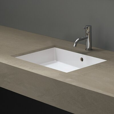 Bissonnet Area Boutique Cubic Bathroom Sink