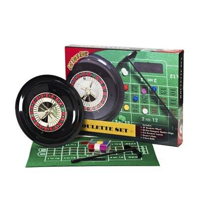 Single zero roulette wheel las vegas