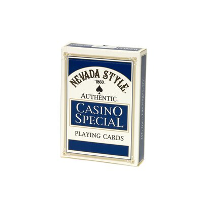 "Nevada Style ""Casino Special"" Playing Card Deck"