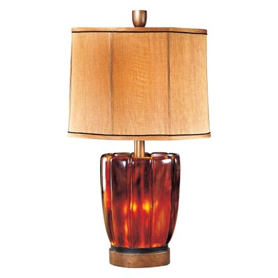 Minka Ambience Table Lamp with Night Light