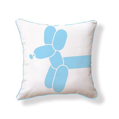 Naked Decor Little Balloon Dog Pillow