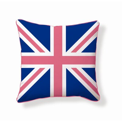 Naked Decor London Ferris Wheel Pillow