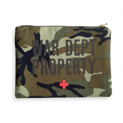 Naked Decor War Dept Amenity Bag