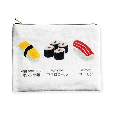 Naked Decor Sushi Amenity Bag