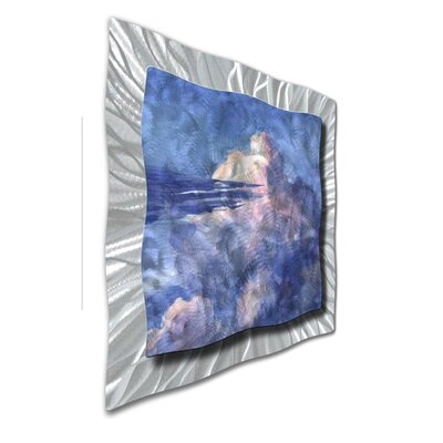 "All My Walls Clouds In The Sky Wall Art - 30.5"" x 30.5"""
