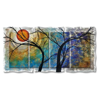 All My Walls Radiant Joy II Wall Art