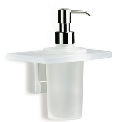 Quid Wall Mounted Soap Dispenser