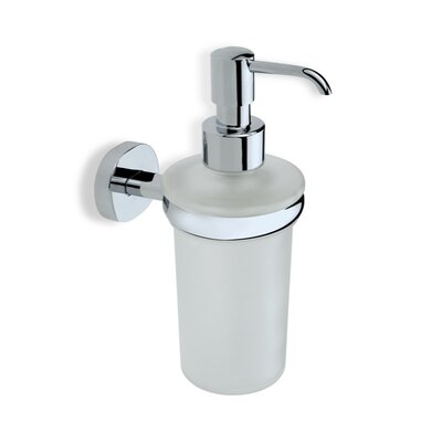Stilhaus by Nameeks Diana Wall Mounted Soap Dispenser in Chrome