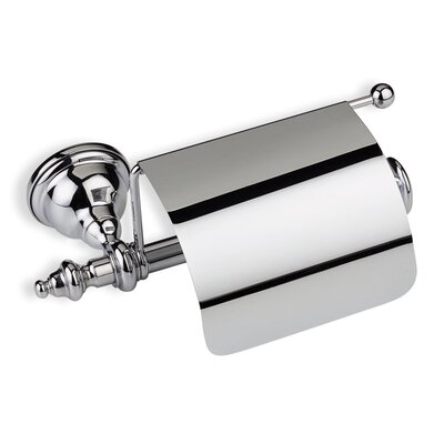 Stilhaus by Nameeks Elite Classic Style Wall Mounted Toilet Paper Holder in Chrome