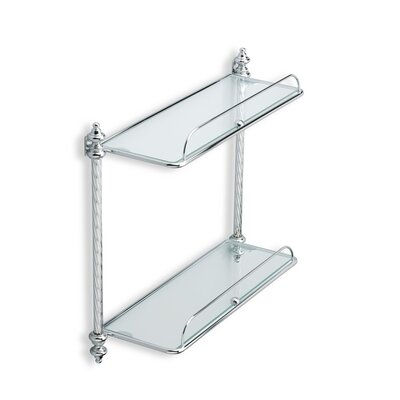 "Stilhaus by Nameeks Giunone 17.7"" x 15"" Bathroom Shelf"