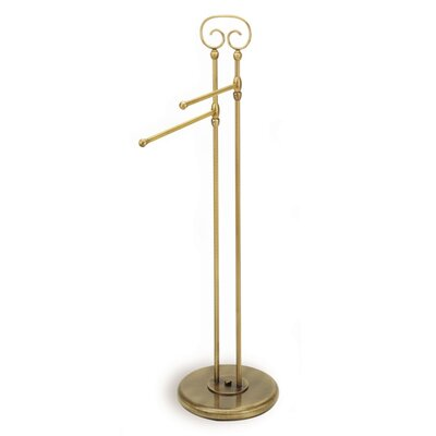 Stilhaus by Nameeks Idra Free Standing Classic Style Towel Stand