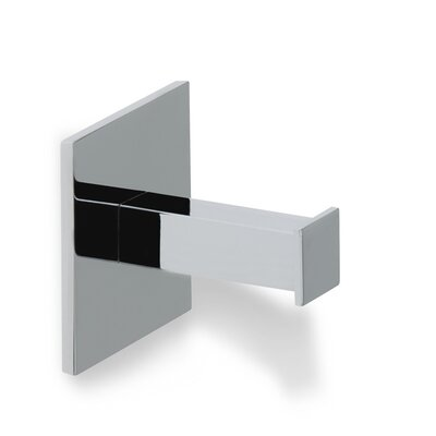 Stilhaus by Nameeks Urania Wall Mounted Robe Hook in Chrome