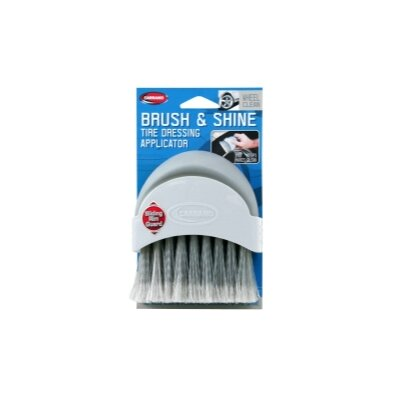 Carrand Pro Tire Shine &  Applicator Brush