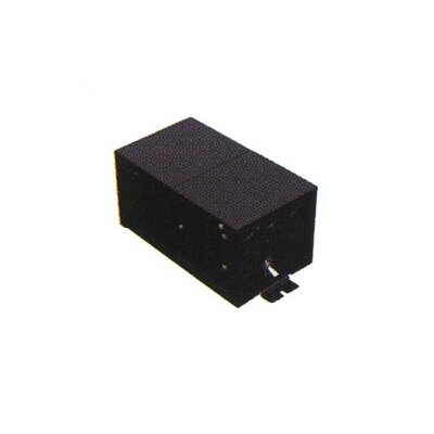 Fusion Monorail 150W Remote Magnetic Transformer with Black Metal Housing