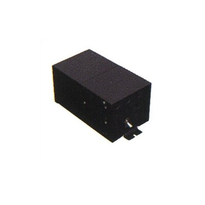Fusion Monorail 300W Remote Magnetic Transformer with Black Metal Housing - Multiple Voltage ...