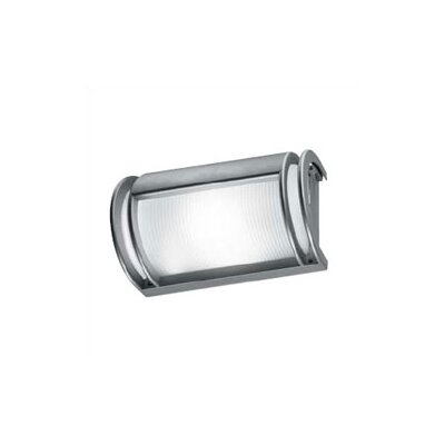 LBL Lighting Nikko Visa Outdoor Wall Light in White