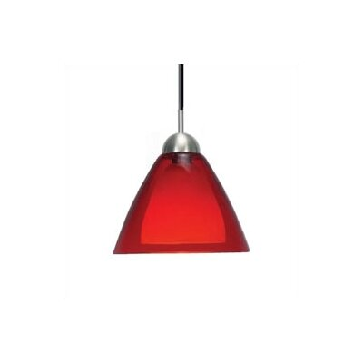 LBL Lighting Dome 1 Light Suspension Mini Pendant