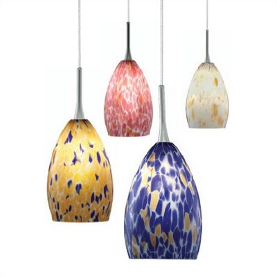 LBL Lighting Caroline 1 Light Mini Pendant