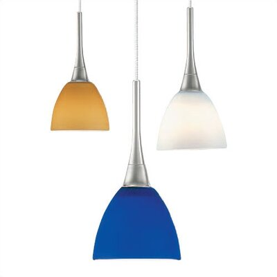 LBL Lighting Mini-Dome II 1 Light Mini Pendant
