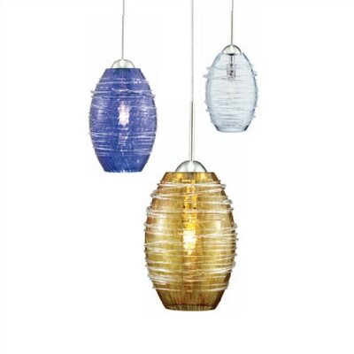LBL Lighting Spencer 1 Light Mini Pendant