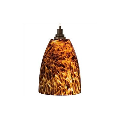 LBL Lighting Leo 1 Light Mini Pendant