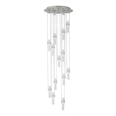 LBL Lighting 13 Light Pendant