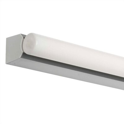 LBL Lighting Linea 60 Contemporary / Modern 1 Light Ambient ADA Bath Bar