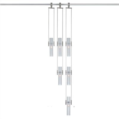 LBL Lighting Tube 1 Light Pendant