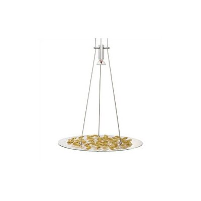 LBL Lighting Piattini 1 Light Pendant