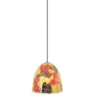 LBL Lighting Naïve Crush 1 Light Pendant